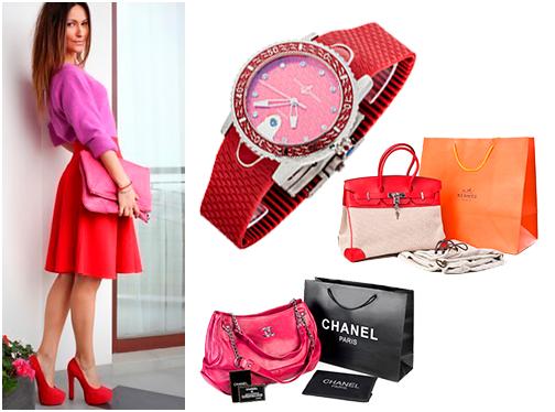 Часы Ulysse_Nardin и аксессуары Chanel vs Hermes
