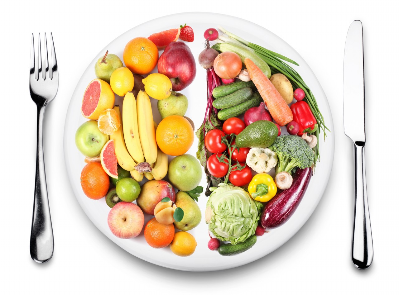 Правильное питание вегетарианское q