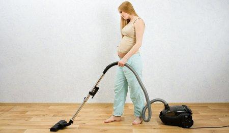 Инстинкт гнездования у будущих мам: что это