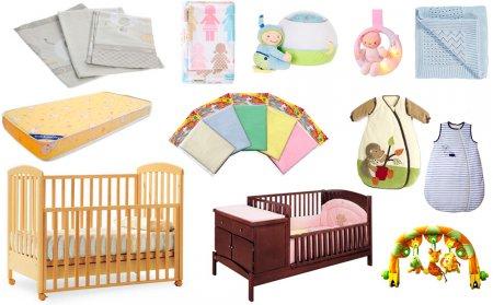Список вещей для новорожденных в роддом и на первое время