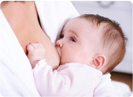 как правильно кормить грудью