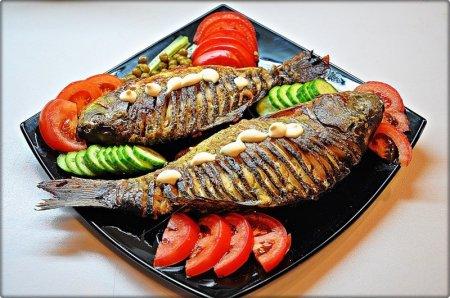 Простая кулинария: рецепты приготовления рыбы