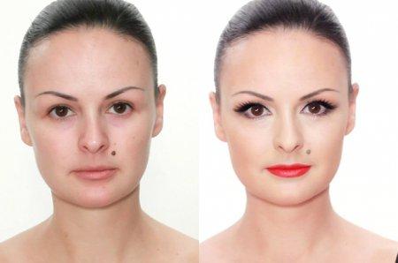 Как сделать красивый макияж глаз с опущенными уголками?
