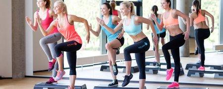 Аэробика: упражнения для похудения в ритме танца