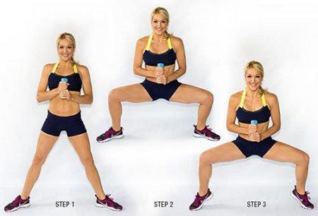 Фитнес дома для похудения ног: 100% эффект