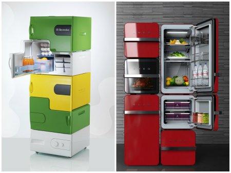 Фишки современных холодильников