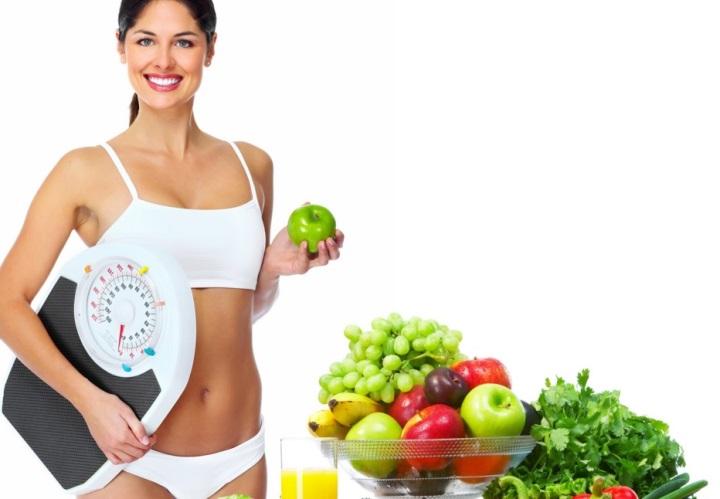 диета для быстрого похудения в бедрах