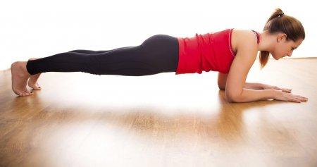 Планка - фитнес упражнения на все группы мышц на все случаи жизни