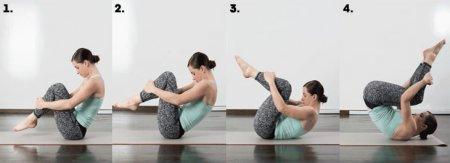 Пилатес 15 минут в день: что сделать, чтобы быстро похудеть
