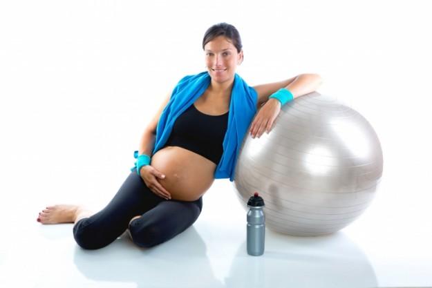 Упражнения во время беременности для легких родов