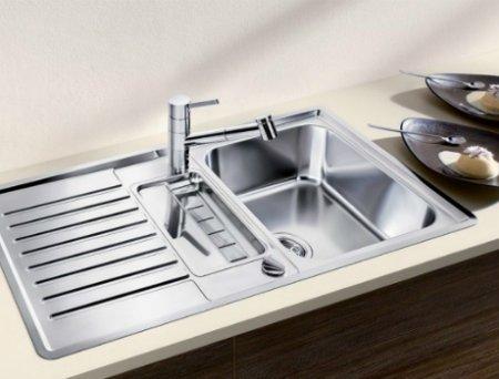 Кухонные мойки Blanco — лучший выбор для вашей кухни