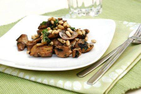Как готовить грибы: ТОП-5 необычных рецептов