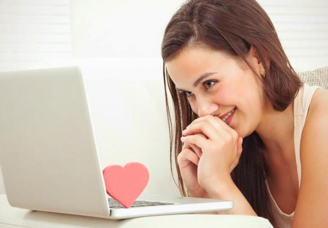 знакомства в интернети что писать