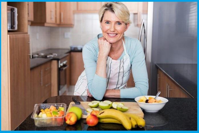 Эффективная диета после 50 лет без вреда для здоровья.