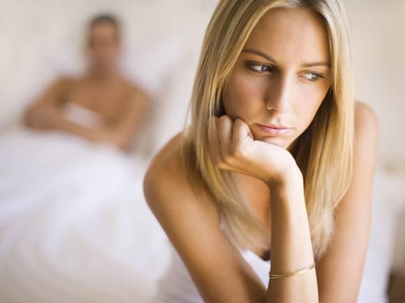 Частый секс и кровит