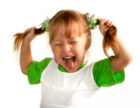 Издержки возраста: неуправляемый двухлетний ребенок