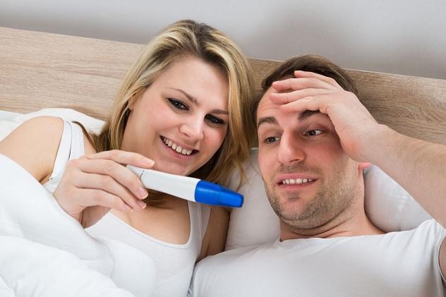 Секс в бане забеременеть