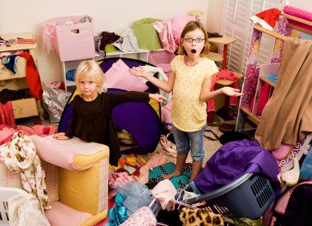 Уборка детской – не «мамское» дело!