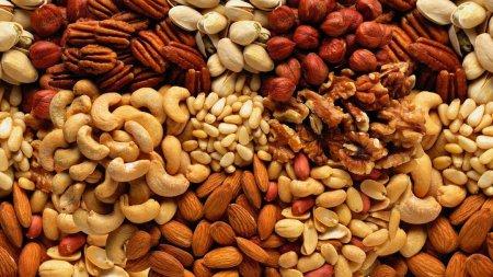 Орехи. Полезные жиры, что должны присутствовать в рационе